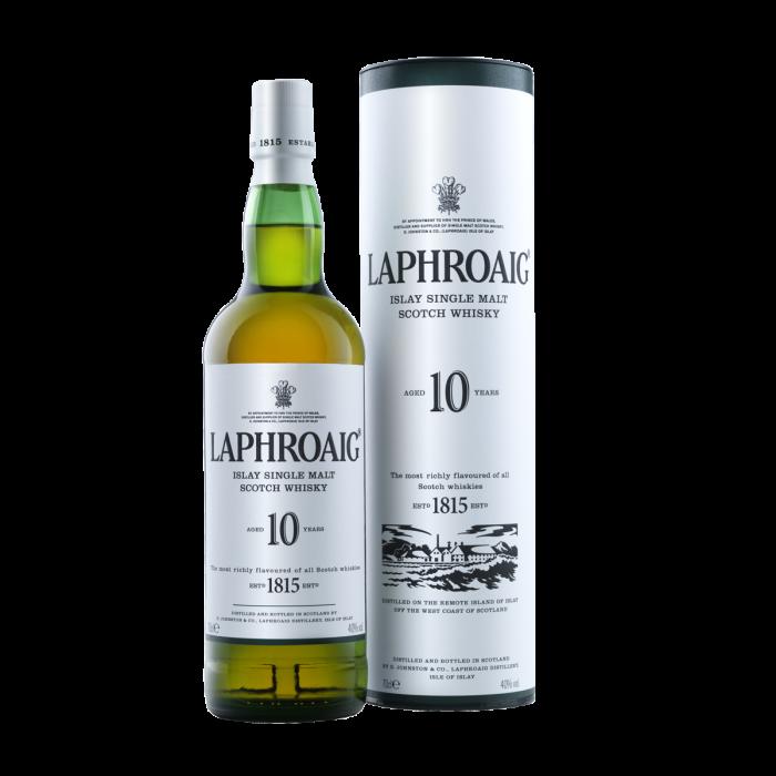 laphroaig 10 whisky